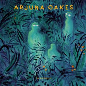 "Arjuna Oakes The Watcher EP Rain & Shine 12"" Vinyl"