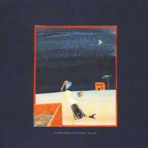 The Music Improvisation Company 1969 1970 Honest Jons 2xLP Vinyl