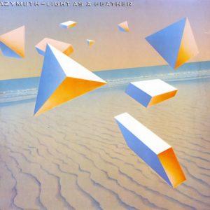 Azymuth Light As A Feather Milestone LP Vinyl