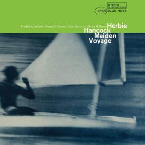 Herbie Hancock Maiden Voyage Blue Note Reissue Vinyl