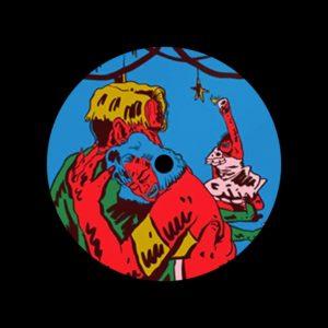 """Frnt Bznzz Separation Anxiety Aloha Got Soul 7"""" Vinyl"""