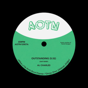 "Al Charles / Donegon Players Outstanding Athens Of The North 12"", Reissue Vinyl"