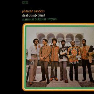 Pharoah Sanders Summon Bukmon Umyun Anthology Recordings LP, Reissue Vinyl