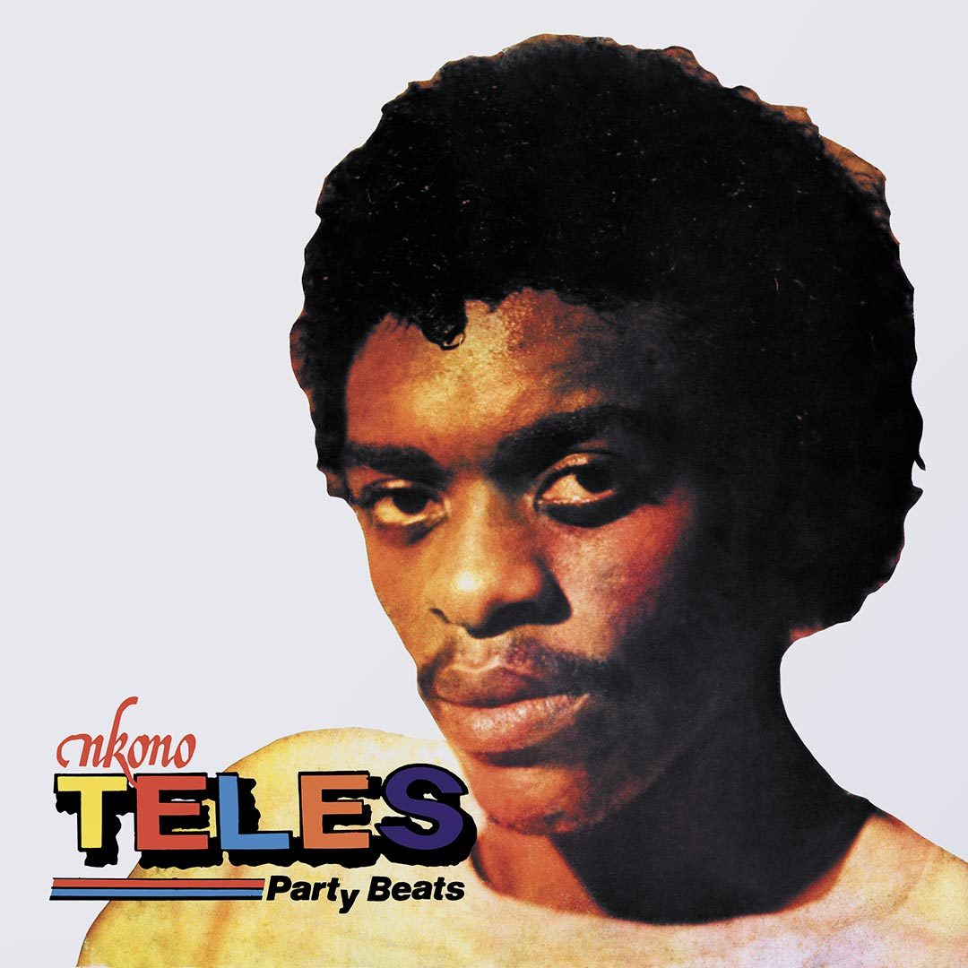 Nkono Teles Party Beats BBE LP, Reissue Vinyl
