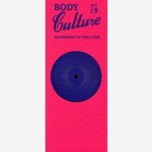 "Unknown BC001 Body Culture 12"" Vinyl"