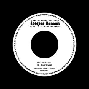 "Jacques Renault Law Of Love Take Away 7"" Vinyl"
