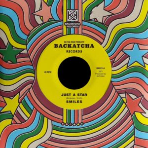 Astronauts, Etc., Smiles Just A Star Backatcha Records  Vinyl