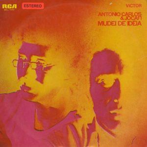Antonio Carlos & Jocafi Mudei De Idéia RCA Victor LP Vinyl