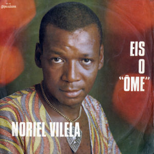 "Noriel Vilela Eis O ""Ôme"" Copacabana Original Vinyl"
