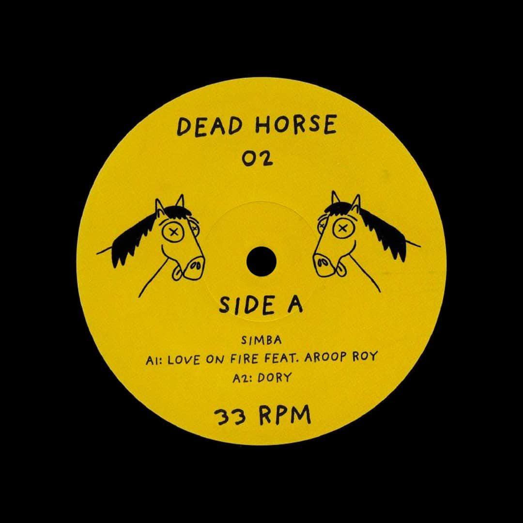 "Simba DH02 Dead Horse 12"" Vinyl"