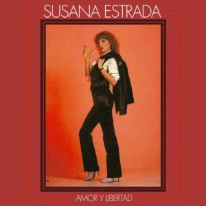 Susana Estrada Amor Y Libertad Espacial Discos LP, Reissue Vinyl