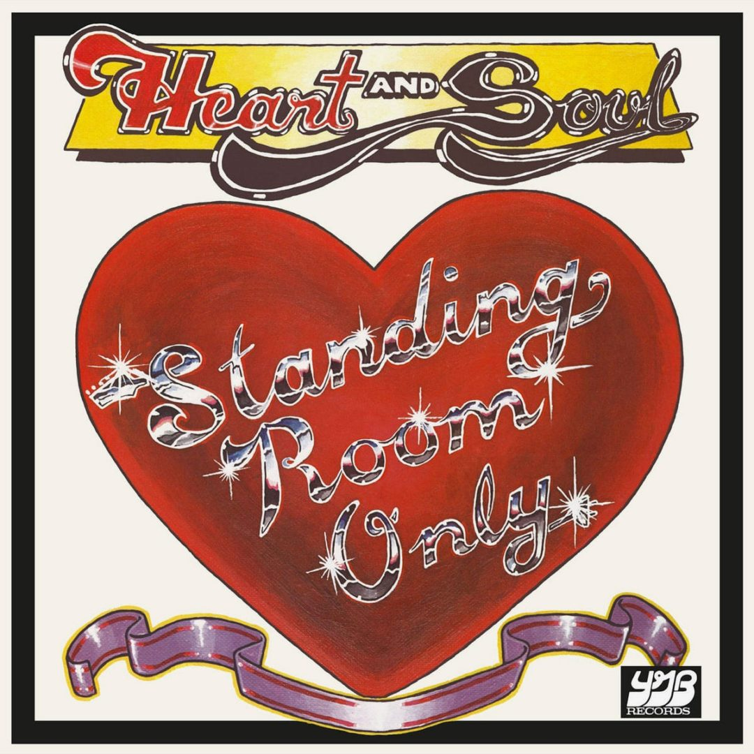 Standing Room Only Heart And Soul Everland LP, Reissue Vinyl