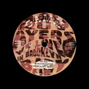 """Opolopo GAMM Tweaks Gamm 12"""" Vinyl"""