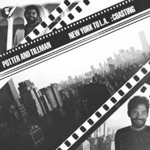 Potter And Tillman NY to LA: Coasting High Jazz LP, Reissue Vinyl