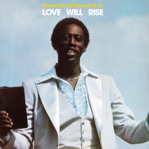 Michael Orr Love Will Rise High Jazz Records LP, Reissue Vinyl