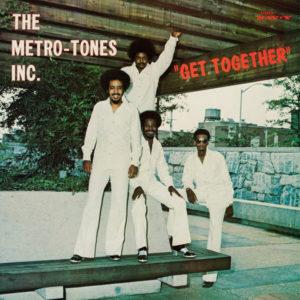 The Metro-Tones Inc. Get Together Honest Jon's 10″, Reissue Vinyl