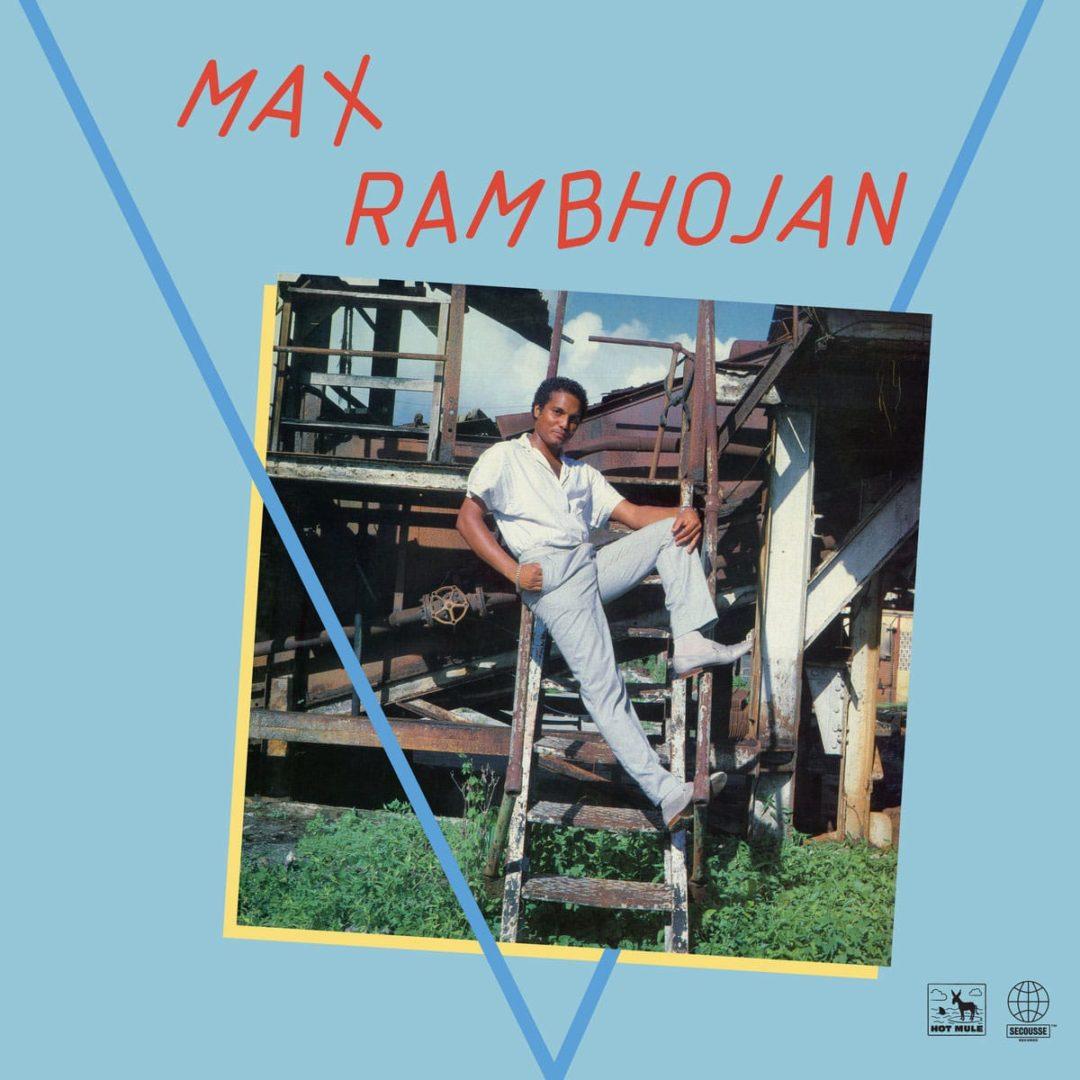 Max Rambhojan Max Rambhojan Hot Mule, Secousse LP Vinyl