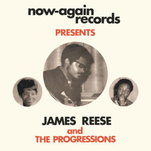 James Reese & The Progressions Wait For Me Now-Again Records 2xLP Vinyl