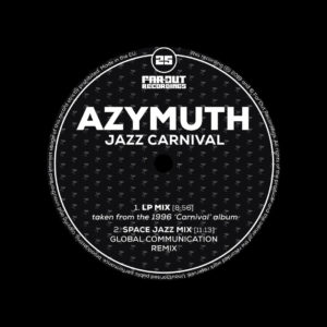"Azymuth Jazz Carnival Far Out Recordings 12"", Reissue Vinyl"
