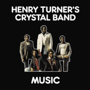 "Henry Turner's Crystal Band Music / Forever Us Kalita Records 12"", Reissue Vinyl"