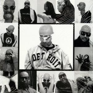 Moodymann Untitled (KDJ47) KDJ 2xLP, Unreleased Vinyl
