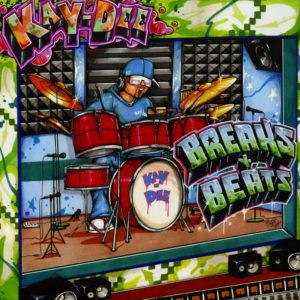 Kenny Dope Breaks & Beats Kay-Dee Records LP Vinyl