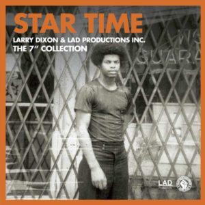 """Larry Dixon Star Time: The 7″ Collection Past Due 10x7"""", Box Set Vinyl"""