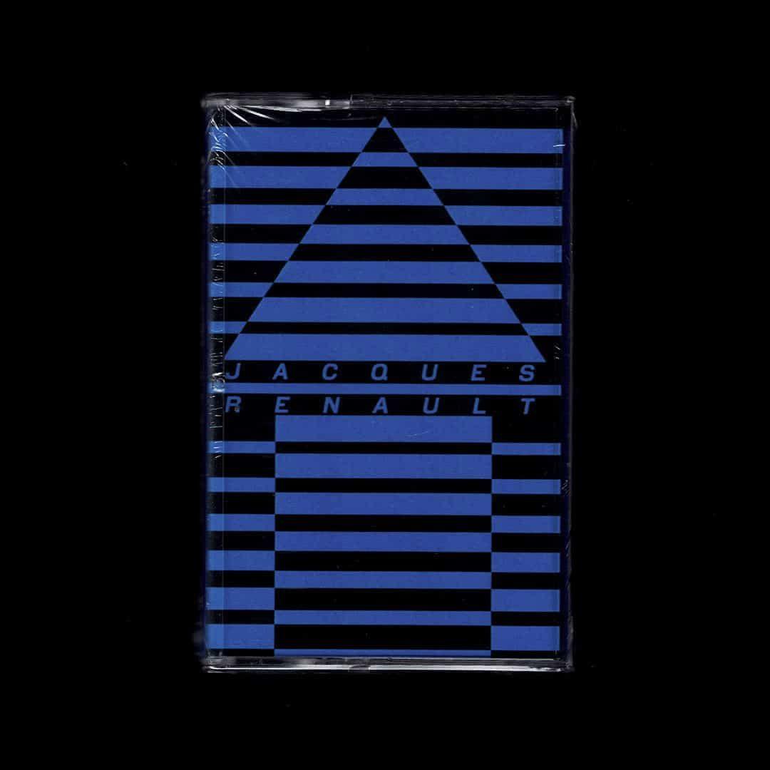 Jacques Renault BK Club Beats, Breaks & Versions Let's Play House Cassette Vinyl