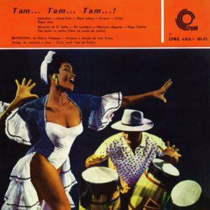 José Prates Tam… Tam… Tam…! Trunk Records LP, Reissue Vinyl