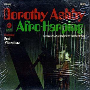 Dorothy Ashby Afro-Harping Cadet LP Vinyl