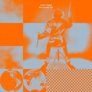 """Curt Cress Dschung Tek Music From Memory 12"""" Vinyl"""