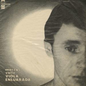 Marcos Valle Viola Enluarada Odeon LP Vinyl