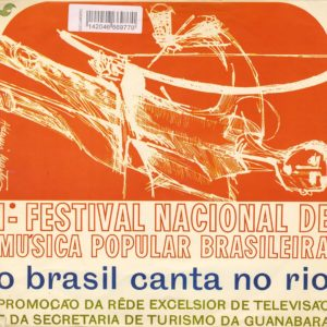 Various O Brasil Canta No Rio Odeon LP Vinyl