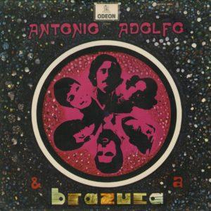 Antonio Adolfo & A Brazuca Odeon LP, Mono Vinyl