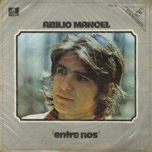 Abílio Manoel Entre Nós Odeon LP Vinyl