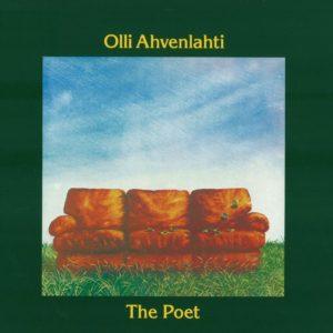 Olli Ahvenlahti The Poet Mr Bongo LP, Reissue Vinyl