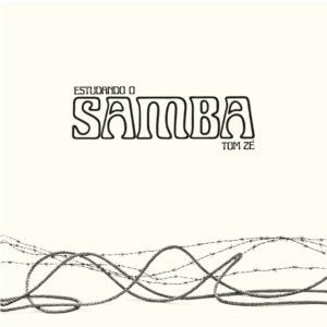 Tom Zé Estudando O Samba Mr Bongo LP, Reissue Vinyl