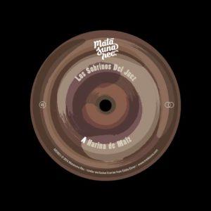 """Los Sobrinos Del Juez Harina De Maiz / Corned Beef Hash Matasuna Rec 7"""", Reissue Vinyl"""