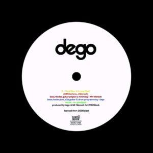 """Dego Twelve Steps Neroli 12"""" Vinyl"""