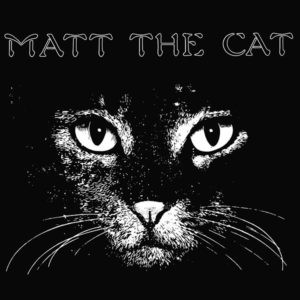 Matthew Larkin Cassell Matt The Cat Out-Sider LP, Reissue Vinyl