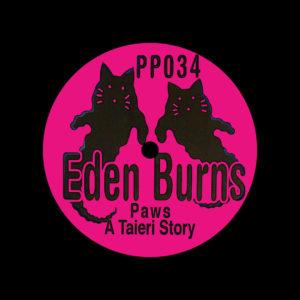 Eden Burns Paws A Taieri Story Public Possession 10″ Vinyl