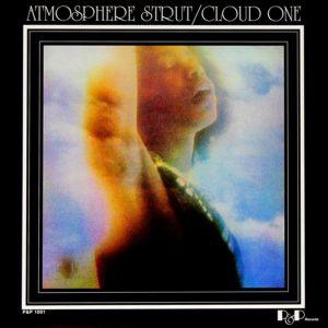 Cloud One Atmosphere Strut P&P Records LP, Reissue Vinyl