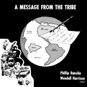 Phillip Ranelin, Wendell Harrison Message From The Tribe Pure Pleasure LP, Reissue Vinyl