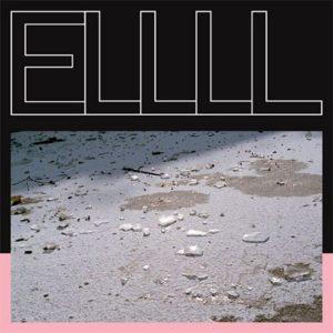 """ELLLL Glisten Paralaxe Editions 12"""" Vinyl"""