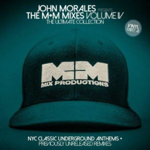 "John Morales The M+M Mixes, Vol. IV (pt. A) BBE 2x12"", Compilation Vinyl"