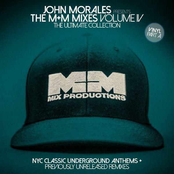 """John Morales The M+M Mixes, Vol. IV (pt. A) BBE 2x12"""", Compilation Vinyl"""