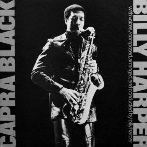 Billy Harper Capra Black Pure Pleasure LP, Reissue Vinyl