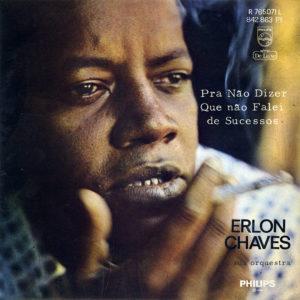 Erlon Chaves Pra Não Dizer Que Não Falei De Sucessos Philips Original Vinyl