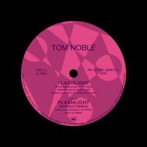 "Tom Noble Flashlight Rush Hour 12"" Vinyl"