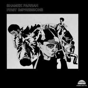 Shamek Farrah First Impressions Pure Pleasure LP, Reissue Vinyl